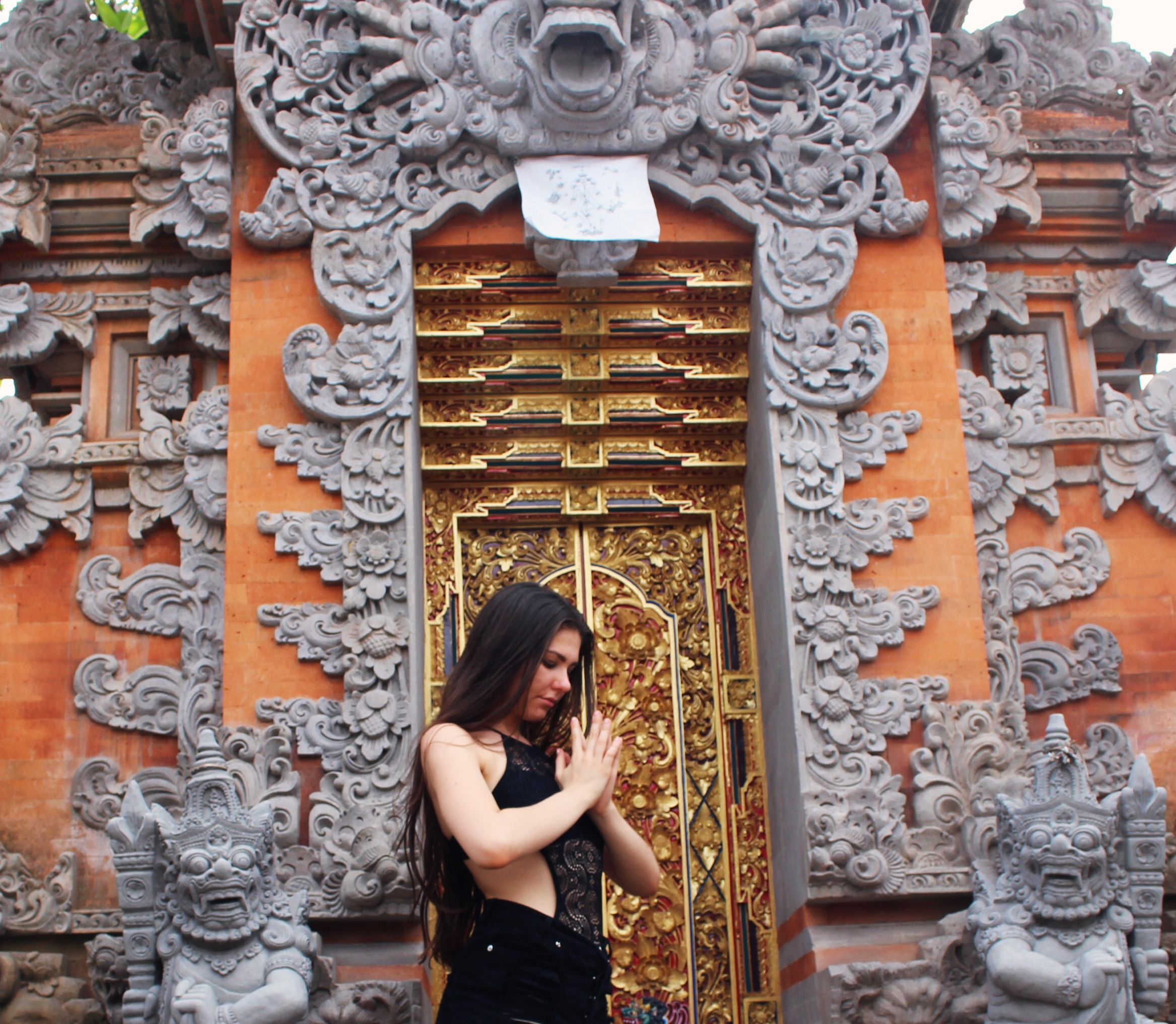Skyler's Bali Adventures: Ancient Temples