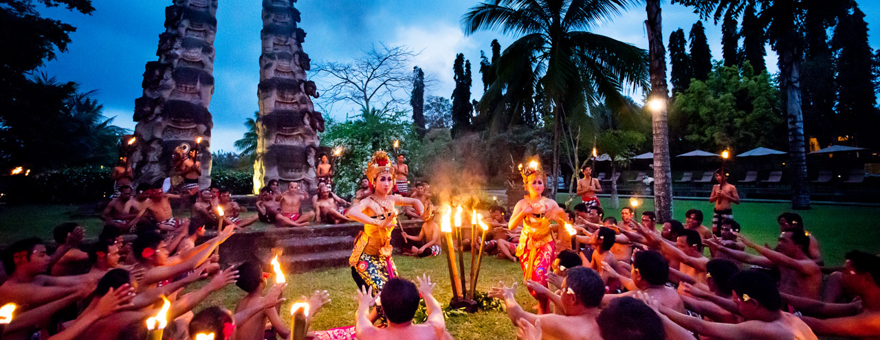 Skyler's Bali Adventures: Balinese Dance Show