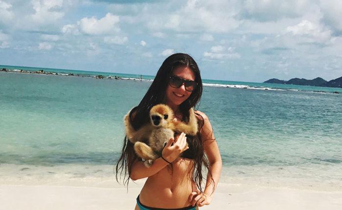 Monkey Island, Phi Phi Island