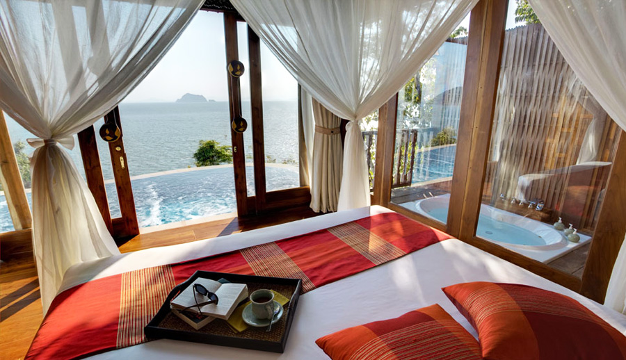 Santhiya Resort, Ocea View Pool Villa