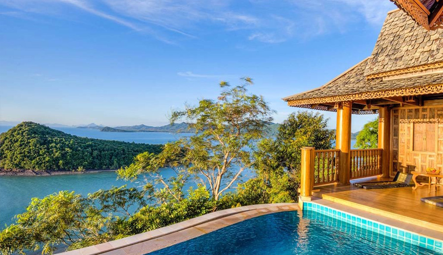 Santhiya Resort, Two Bedroom Ocean Pool Villa