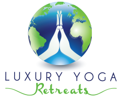 Luxury Yoga Retreats official logo