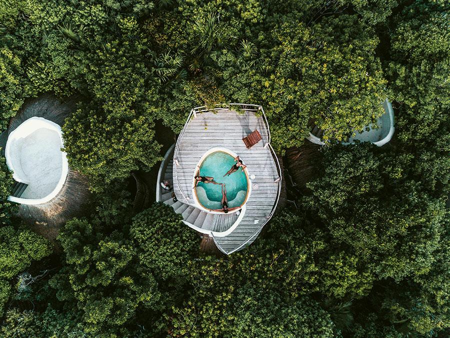 Jungle Casita OCEANVIEW WITH POOL