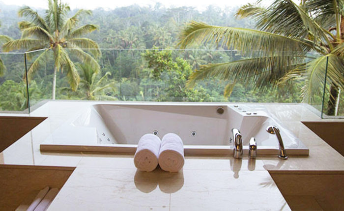 Premier Rooms, accommodation at Padma Resort, Ubud