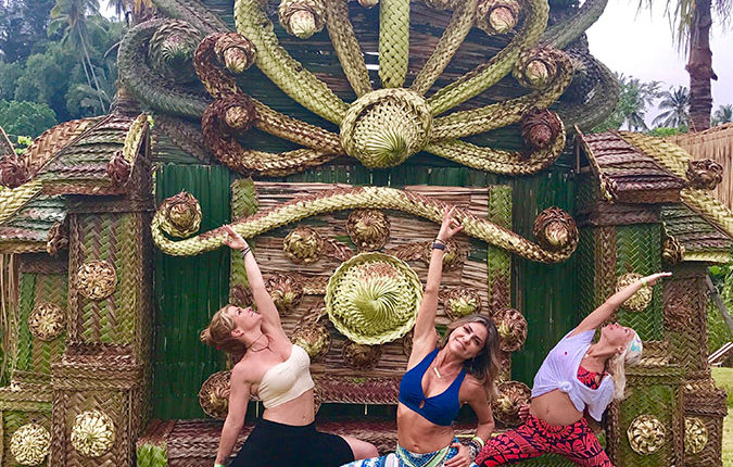 2017 Bali Retreat with Luxury Yoga Retreats