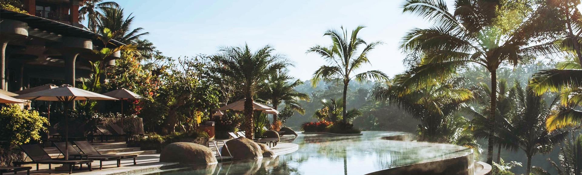 Ubud, Bali Retreat, Padma Resort