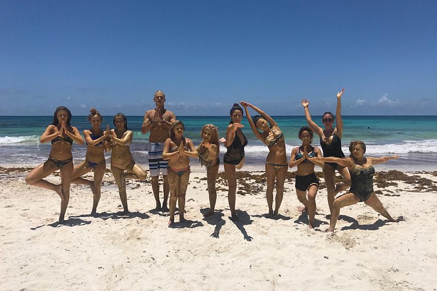 Luxury Yoga Retreats: relaxing activities