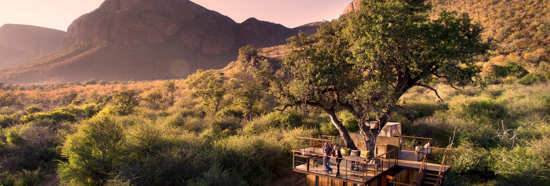 Luxury Yoga Retreats - Marataba, South Africa Retreat