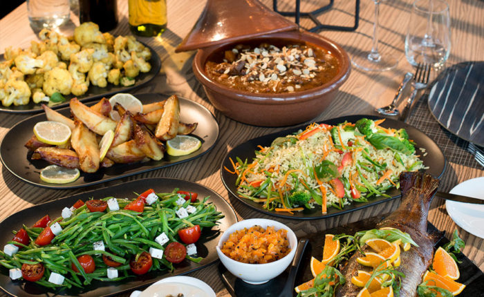 Marataba South Africa - Cuisine and Dining Experience