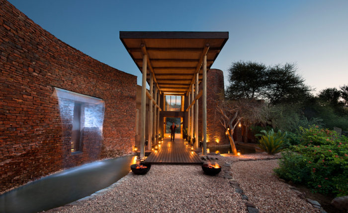 Luxury Accommodation at Marataba Safari Lodge